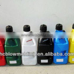 OEM Blow Molding plastic cans, petrol cans,plstic jug water container for sale