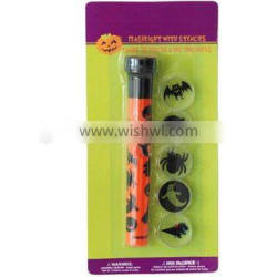led logo projector torch/ Halloween projector torch