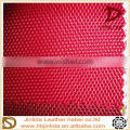 1200D synthetic oxford red leather fabric for student bags