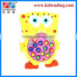 battery operated revolving fishing toy,plastic fishing set for sale