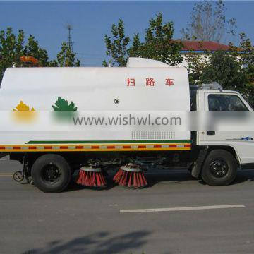 China Manufacture Dongfeng 4*2 5M3 6M3 8M3 Road Cleaning Sweeper Truck for sale