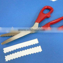 """470-96 9""""High Quality Pinking Scissors For Sewing"""