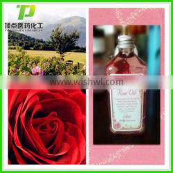 essential rose oil capsules from china with lowest price