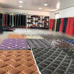 Customized Car Seat Cover Raw Material