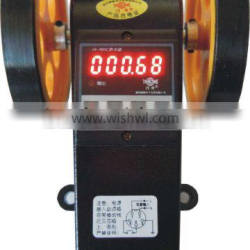Wire length meter digit counter wheel yard counter controlled no need with the other counters