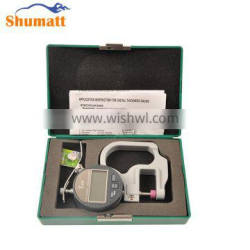 Common Rail Digital Thickness Micrometer for Bos.ch stage 3 Injector shim gap adjust digital micrometers