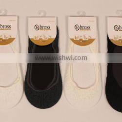lace women invisible socks