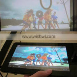 The World's First Tablet PC Projector 50LM upto 100inch screen