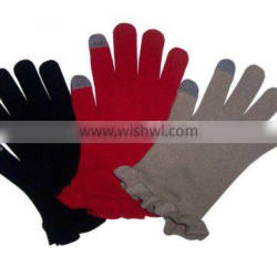 Fashion Touch screen gloves for women