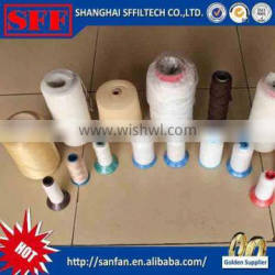 Industry high quality sewing thread polyester sewing thread with abrasion resistance