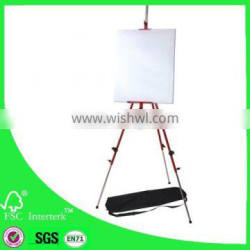 wholesale light and handy wrought iron easel