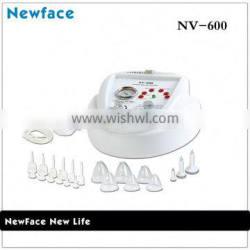NV-600 physical therapy equipment women breast actives massage enhancing machine