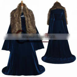 Medieval Dress for Adult Women Cosplay Costume Custom Made