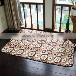 Coral fleece Carpet and Rugs new design with anti-slip base