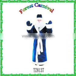 TZ-8137 Christmas costumes Santa Claus costume for Adult