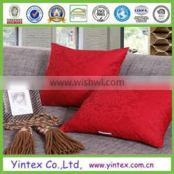 Colorful Feather Sofa Embossing Cushions