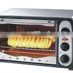 16L Mini built in oven Electric bake kitchen toaster Oven