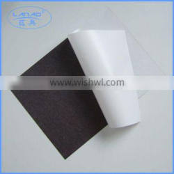A4 rubber manget sheet with adhesive
