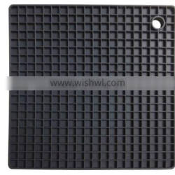 A01-9 Heat Pad Silicone Pads Non Slip, Flexible, Durable, Heat Resistant Hot Heat Resistant Silicone Pot Holder