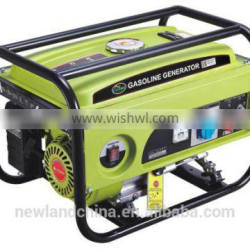 4.0kW electric starting 13hp gasoline generator air-cooled
