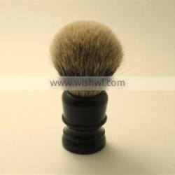 100% Real Badger Hair Knots Private Label Shaving Brush with Resin Handle