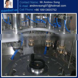 3 In 1 Water Filling Machinery / 3in1 Mineral Water Filling Plant / 3in1 Pure Water Production Line