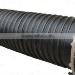 steel wire composite pe pipes for sewage treatment