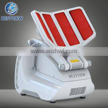 7 colors infrared led light therapy body slimming machine for clinic use