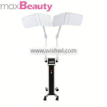 Led Light Therapy Home Devices Maxbeauty M-L02 At Home Skin Tightening Machine Pdt/ Led Light Skin Rejuvenation Equipment Low Level Laser Therapy Device Multi-Function