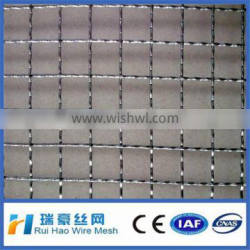 12 gauge 304 stainless steel crimped wire mesh