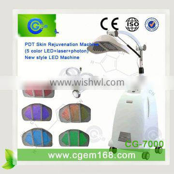 Freckle Removal   Photondynamic Therapy Machine / Pdt Skin Red Light Therapy For Wrinkles Rejuvenation Machine / Beauty Equipment Led Machine For Skin Rejuvenation