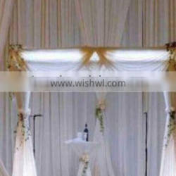 White Background Pipe&Drape, Pipe and Drape For Wedding