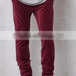 versatile skinny fit men jogger suits with zippers