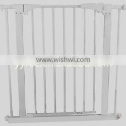Metal baby safety gates for child or pet
