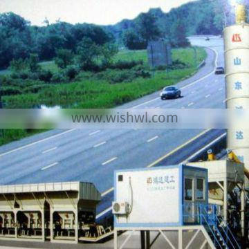 CHINA HONGDA high quality Stabilized Soil Mixing Plant CCC ISO CE