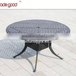 metal frame outdoor picnic table pool table