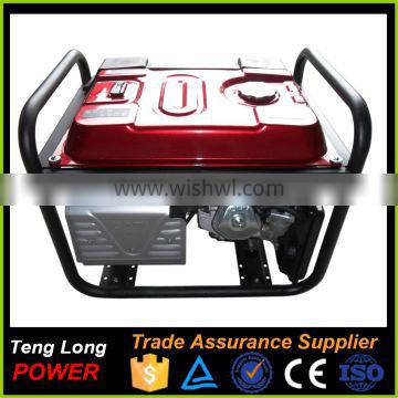 AC Single Phase Output Type 2.8kw portable gasoline generator set for Sale