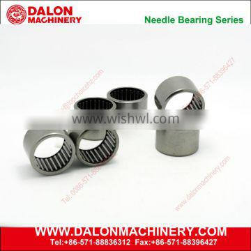 Needle Bearing HK1214RS 12x16x14 / Drawn Cup Caged Needle Roller Bearings With Open End