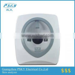 Hot sell 3D magic mirror skin facial analyzer with CE