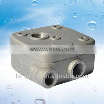 New Product Single Cylinder cover for Air Pump KAMAZ 53205-3509039