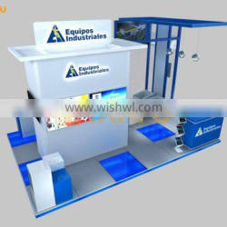 TANFU 6m x 4m Exhibition Stall for Expo Trade Show