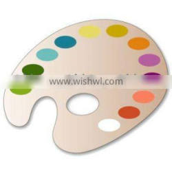 Stainless Steel Paint Palette