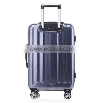 """2016 High Quality Fashion Trolley Luggage Sets 20"""" 24"""" 28"""" ABS PC Suitcase"""