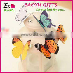 Butterfly Wall Sticker For Room Decorate Wall Paper Sticker 15 Pieces