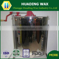 automatic electric and manual honey extracting machine