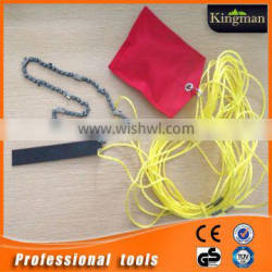 hot sale king saw chain 3/8 058 full chisel chain saw chain roll