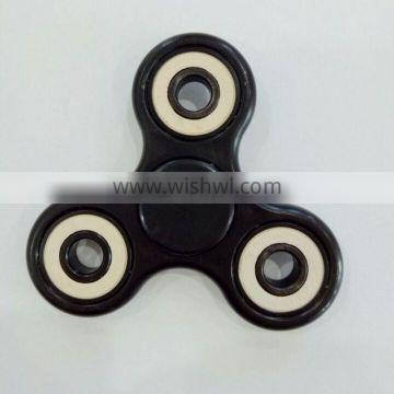 Fast speed long lasting Tri-spinner fidget toy with Stainless steel hybrid ceramic Si3N4 bearings 608 for Entertainment