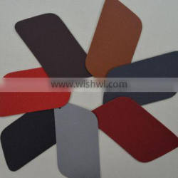microfiber leather for car seat cover, sofa, chair