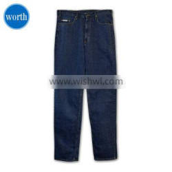 Worth Garment Jeans Kalkata Style and Quality OEM Made in China