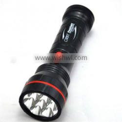 High quality LED torch with led torch wholesale price